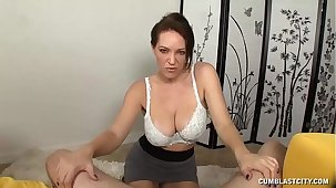 Mature Lady Outr� Over Penis Size And Cum Load