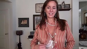 Titillating Julie MILF compilation