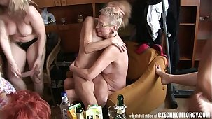 Hardcore Grown-up Home Orgy