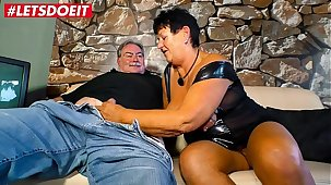 LETSDOEIT - Horny Mature German Clasp Enjoys Hot Afternoon Sex Stint