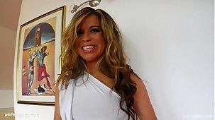 Milf Thing delivers Afrodite mature milf gonzo porn instalment