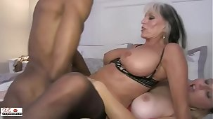 Aunt and Niece Fuck a Big Black Cock Family sinners Sally D'angelo Correspond California