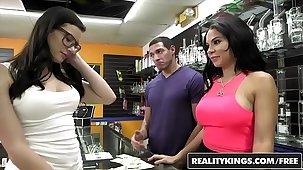 RealityKings - Wealth Talks - (Dylan Daniels, Kymberlee Anne) - Pass The Pussy