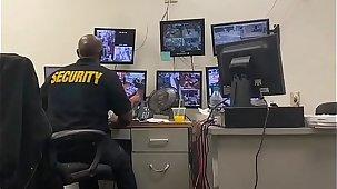 Nicking Soccer Ma Imitation Into Fucking Mall Security