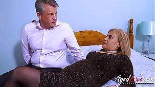 AgedLovE Hardcore Milf Latina Sex Footage