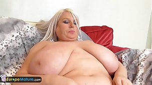 EuropeMature Mart hairy grannies Cindy added to Sami