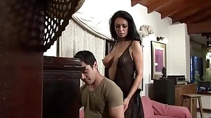 My bitch of a wife seduces younger pal Vol. 3