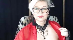 Sexy milf AimeeParadise: short but bright private ...