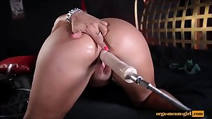 Milf fucking by sex gadgetry - Watch more on orgasmcamsgirl.com