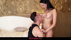 Karups - Tight MILF Francys Belle Abuses His Hard Tool