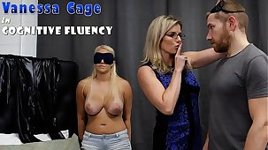 Hot Step Daughter Tricked into a Threesome with Mama and Step Papa - Cory Pursue and Vanessa Cage