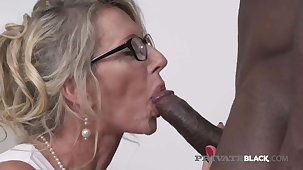 PrivateBlack – Leader Milking Milf Marina Beaulieu Gets Dark Dicked!