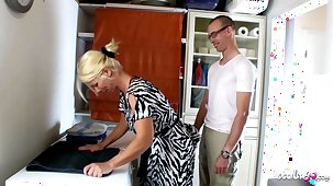 GERMAN STEP Lassie SEDUCE Inarticulate TO GET FIRST CREAMPIE Intrigue b passion