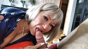 Hot POV fuck there slutwife who decided to live individually