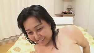My Horny Japanese Grandma - (Episode #01)