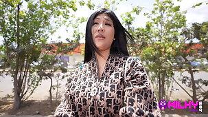 Sofia Cavero, Peruvian caught in eradicate affect streets of Trujillo